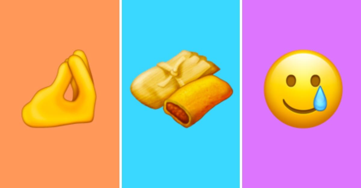 Resultado de imagen de Estos son los nuevos emojis que llegarán este 2020